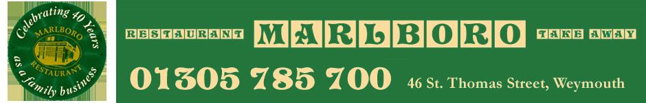 Marlboro Restaurant Logo